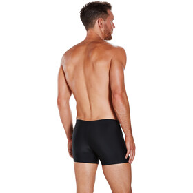 speedo Gala Logo Aquashorts Herren black/white